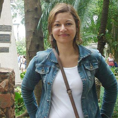 Eliana Santos, tradutora parceira (Santos, SP)
